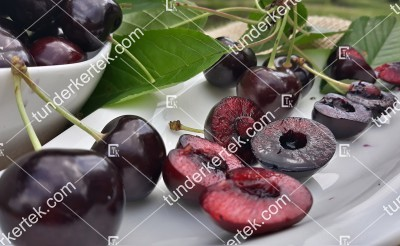 Kavics (H 165) cseresznye