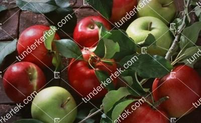 Búzával érő alma