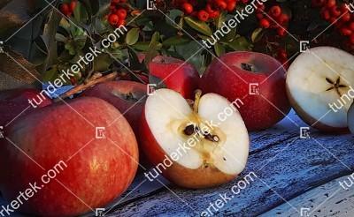 Csemege alma (régi fajta)
