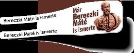 Berecki Máté is ismerte