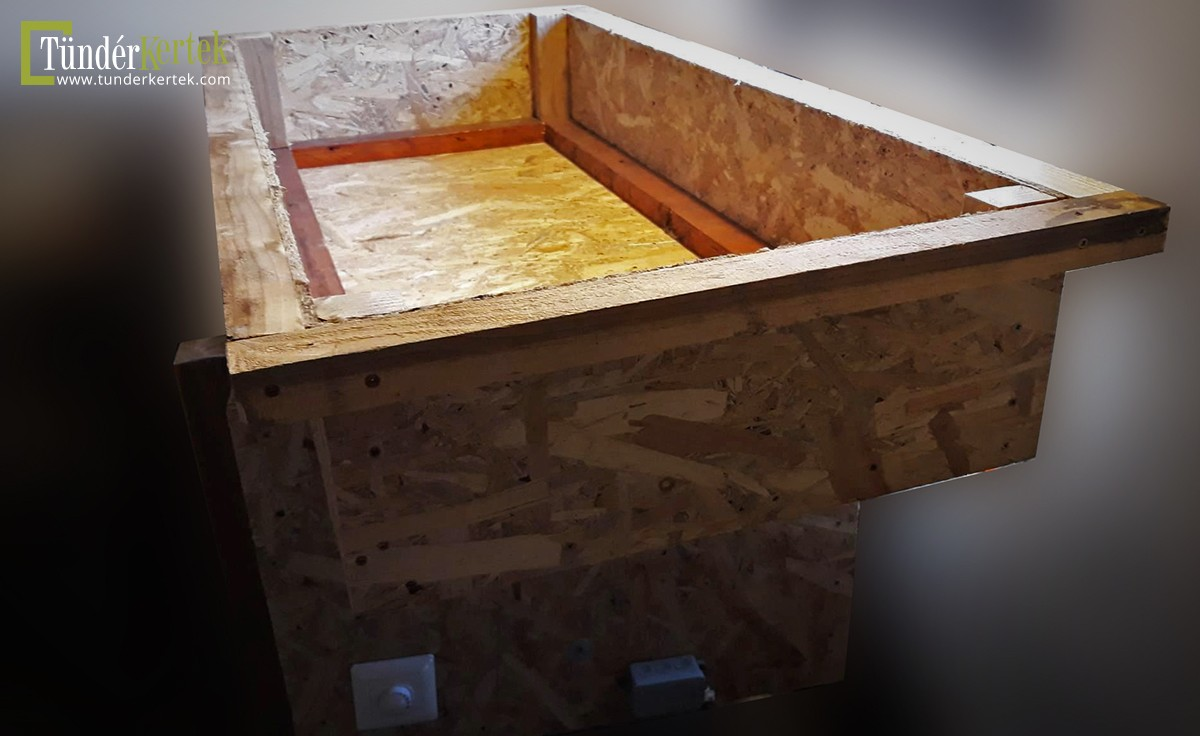 Szőlővessző gyökereztetése házi készítésű inkubátorban